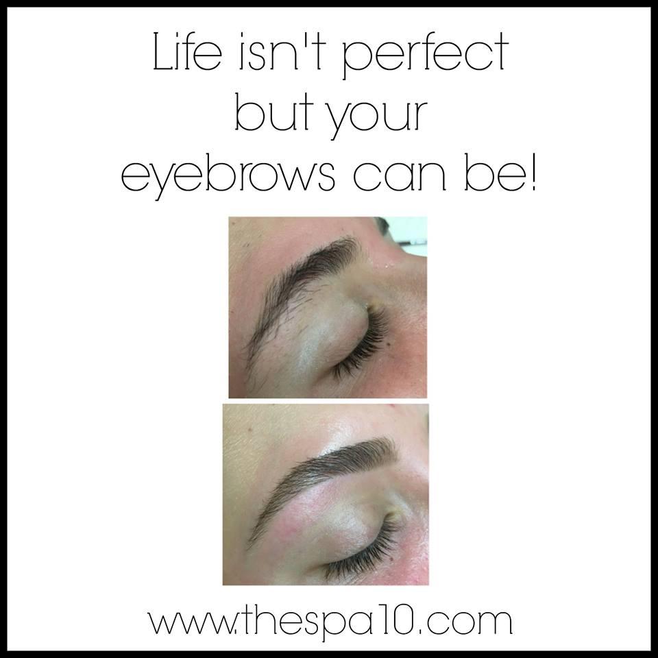 Subject 5 Tips To Finding An Eyebrow Waxing Guru The Spa 10