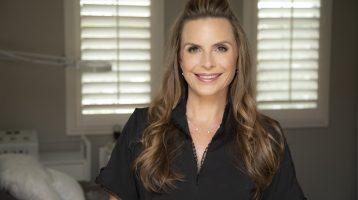 Lori Crete, Celebrity Esthetician